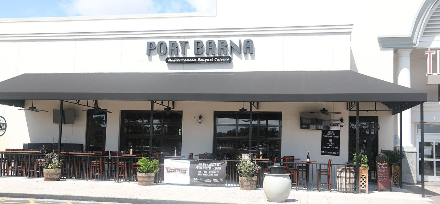 Port Barna Exterior