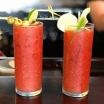 Port Barna Bloody Mary